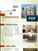 Premium Flats Package