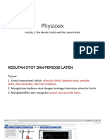 Physioex (Activity 1)