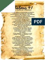 Novo Salmo 91