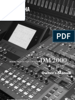 Yamaha DM2000V2E1
