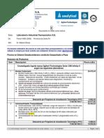 Especificaciones Finales Hplc Agilent