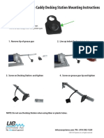 Docking Station Instructions 2
