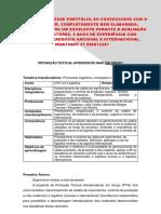 Portfolio Em Grupo UNOPAR Logística 3 e 4 - Feitiços Aromáticos - Encomende Aqui 31 996812207