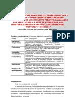 Portfolio Individual UNOPAR Logística 3 e 4 - Feitiços Aromáticos - Encomende Aqui 31 996812207