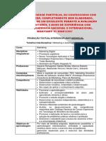 Portfolio UNOPAR MARKETING 3 e 4 - 2018 - Marketing e Automação No Varejo - Encomende Aqui 31 996812207