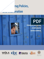 Wola - Women, Drug Policies, and Incarceration