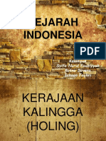 Kerajaan Kalingga-Sejarah Indonesia.pptx
