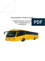 Procedimiento Trabajo Conduccion Vehiculo-gian