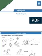 Projeção Ortogonal-1º e 3º Diedros