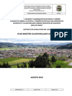 Informe PM Alcantarillado