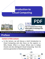 01. Lecture Cloud Introduction