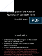Religion of the Andean Quechua in Southern Peru.pptx