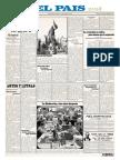 Portada El País 100 Años