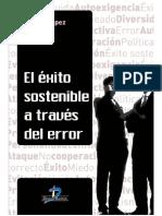 El Éxito Sostenible a Través Del Error