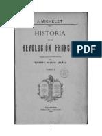 1898 Historia de La Revolución Francesa 1 No Foto