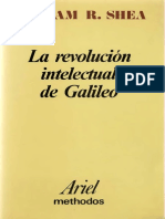 Shea William R - La Revolucion Intelectual de Galileo