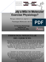 Molecular Exercise Physiology U. Aberdeen