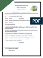 Informe 1 Cuenca Hidrografica