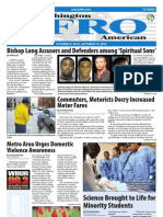 Washington D.C. Afro-American Newspaper, October 9, 2010