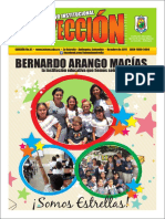 Periódico Proyección 2018