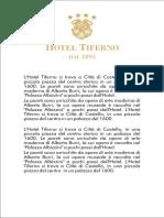 Libretto Tiferno 2018