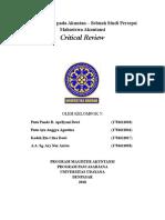 Critical Review Etika Kelompok 5 Nasional