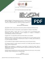 Lei Ordinária 1108 1999 de Eldorado Do Sul RS