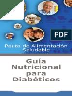 Guía Nutricional para Diabéticos - Novo Nordisk® Chile