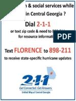 United Way Hurricane Florence