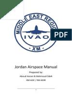 Jordan Airspace manual