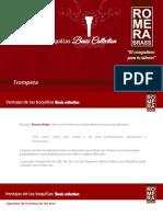 Trompeta - Ventajas de Las Boquillas Basic Collection
