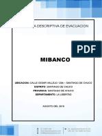 Memoria de Evacuación MIBANCO - Santiago de Chuco.docx.doc