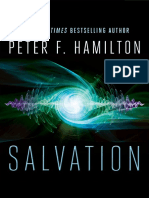 Salvation by Peter F. Hamilton - 50 Page Friday