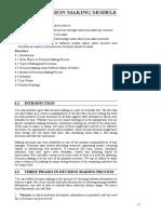 06. Decision Making Model.pdf