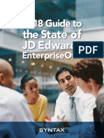 2018 06 Guide to the State of JD Edwards EnterpriseOne Web