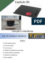 Cap 30 - Inducao e Indutancia.pdf