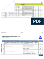 Lista de Lineas Flexibilidad Proyecto Akal-k