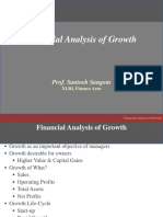 Financial Analysis of Growth Revised.ppt