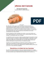 Camote y Beneficios del Camote.docx