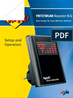 fritz wlan repeater n/g