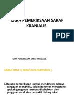 SKD 4A - Saraf - Bell's Palsy
