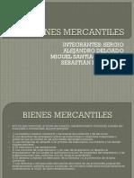 BIENES MERCANTILES