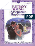 A Separate Happiness - Brittany Young