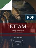 ETIAM, Revista Agustiniana de Pensamiento (XII, 2017).pdf