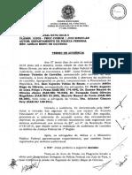 PLANTÃO - 07.09.18 - TERMO DE AUDIÊNCIA - ADELIO BISPO DE OLIVEIRA