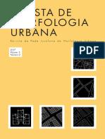 morfologia urbana