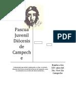 24 años de Pascua Juvenil Diócesis de Campeche