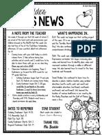 newsletter sept
