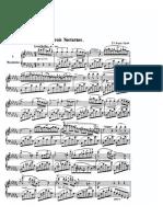 Nocturne opus 9 1, Chopin