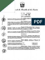 Reglamento de Peritos Fiscales